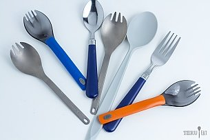backpacking flatware